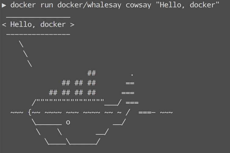 whalesay